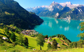 Самые экологически чистые страны в мире
