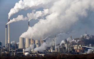 Загрязнение атмосферы как экологическая проблема