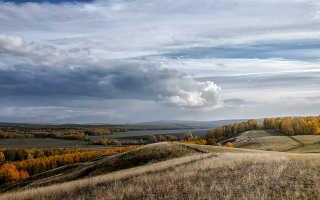 Состояние природной среды Оренбурга