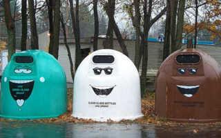 Переработка мусора в Швеции