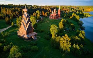 Экологическая обстановка в Тверской области