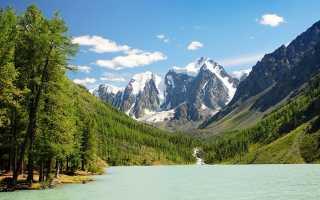 Экологические проблемы Алтайского края