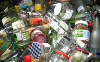 Переработка и утилизация стекла