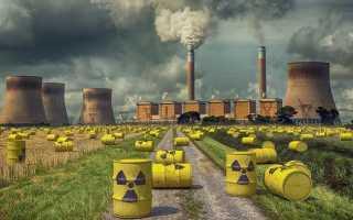 Последствия эксплуатации АЭС для окружающей среды