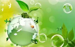 Экологический календарь дат и праздников