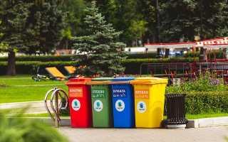 Сортируем мусор правильно