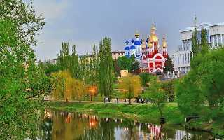 10 самых чистых городов России