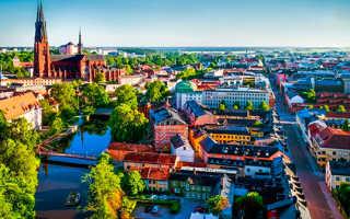 Экология Швеция: проблемы и решения