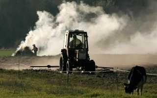 Экологические проблемы сельского хозяйства и пути их решения