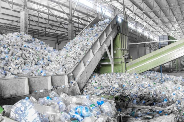 Заводы по переработке пластика