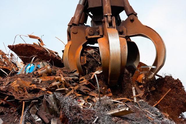 Переработка металлов