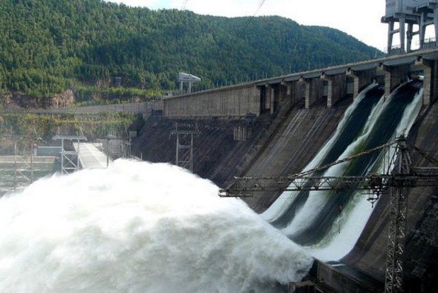 ГЭС в Монголии