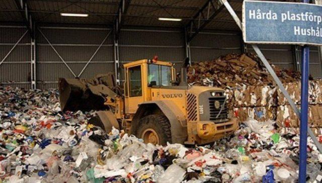 Покупка мусора