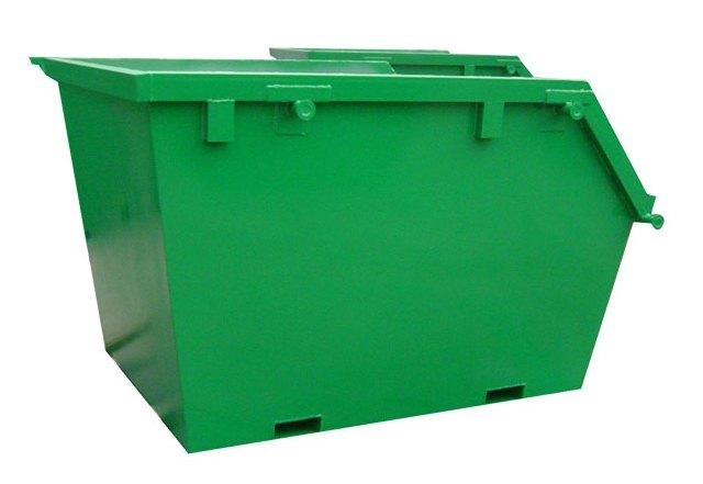 Тара для металлических отходов