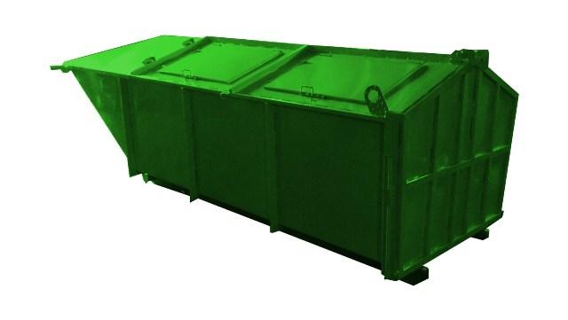 Бункер для биоотходов