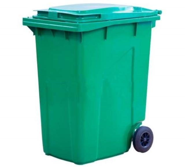 Пластиковый евроконтейнер малого объема