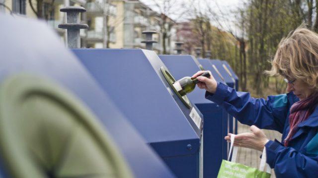 Сортировка мусора в Швейцарии