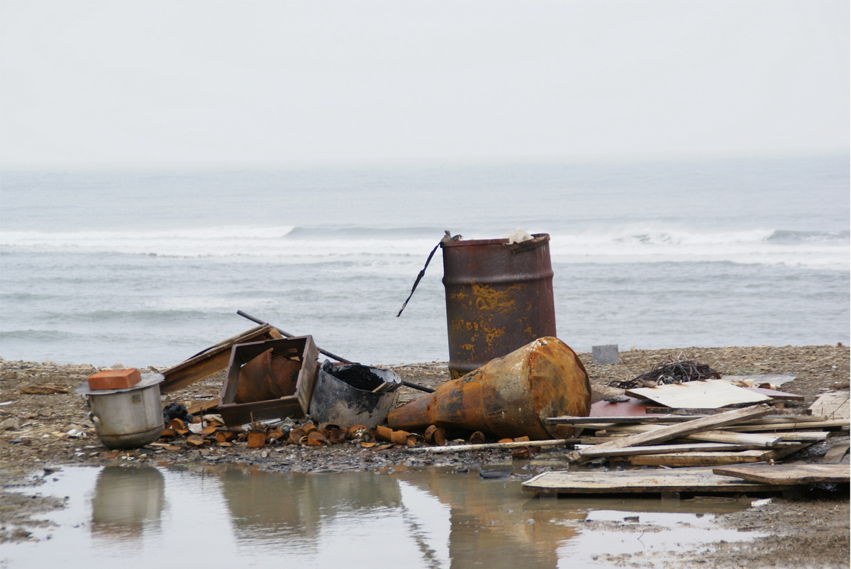 Экологические проблемы Карского моря и пути их решения