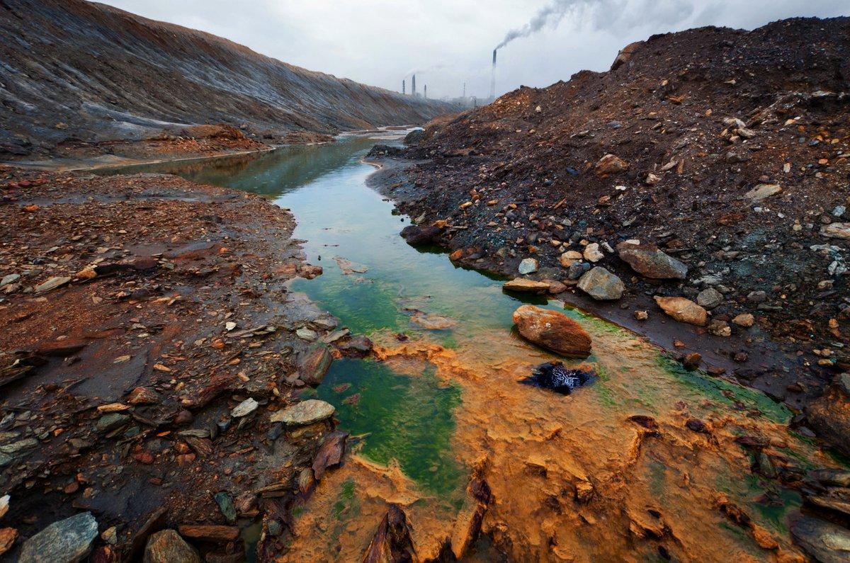 Экологические проблемы Урала и пути их решения