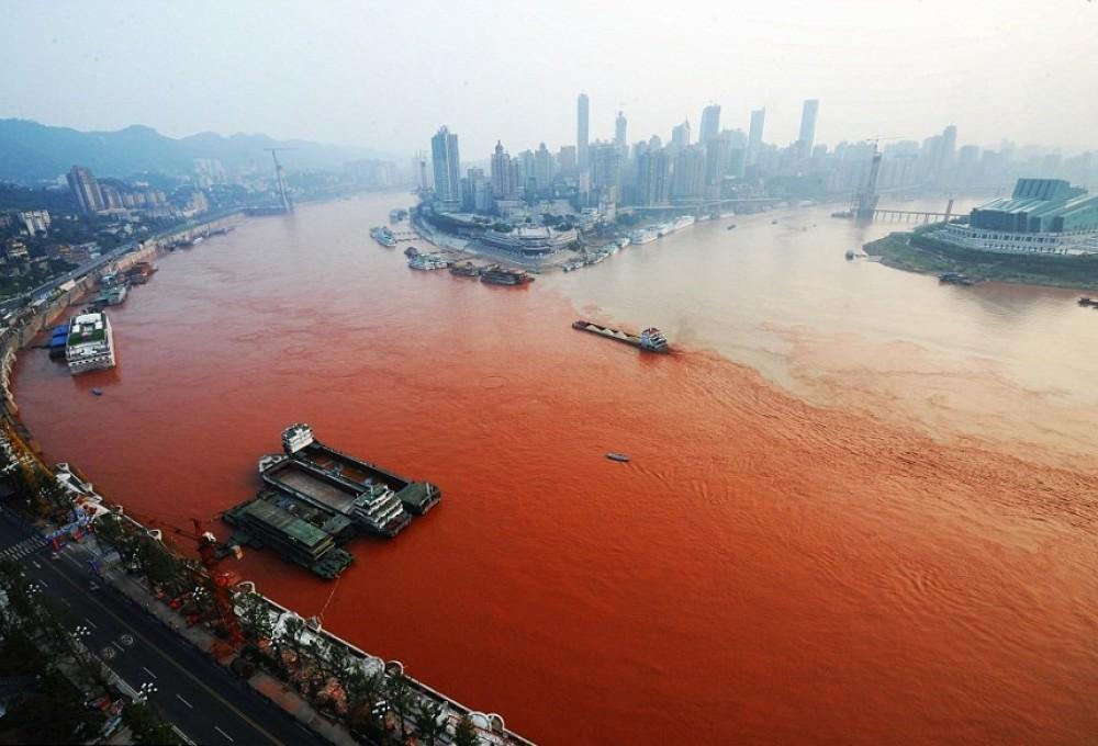 Экология в Китае и пути решения проблем