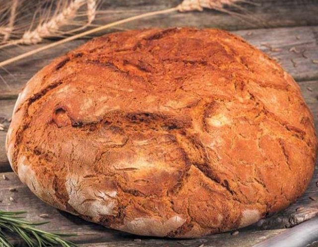 Крестьянский биохлеб