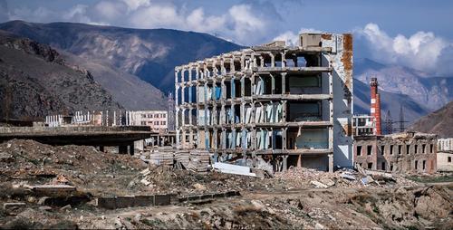Экологические проблемы Северного Кавказа и пути их решения