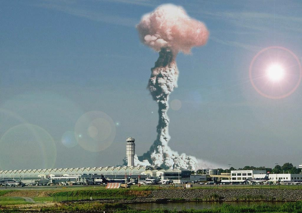 Выбросы радиоактивные